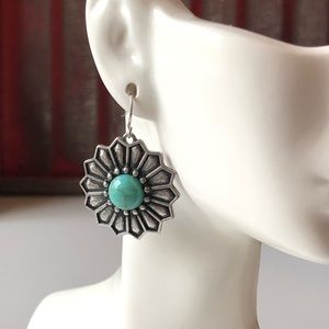 Jewelry - **FREE with $25 purchase ** Faux turquoise earring